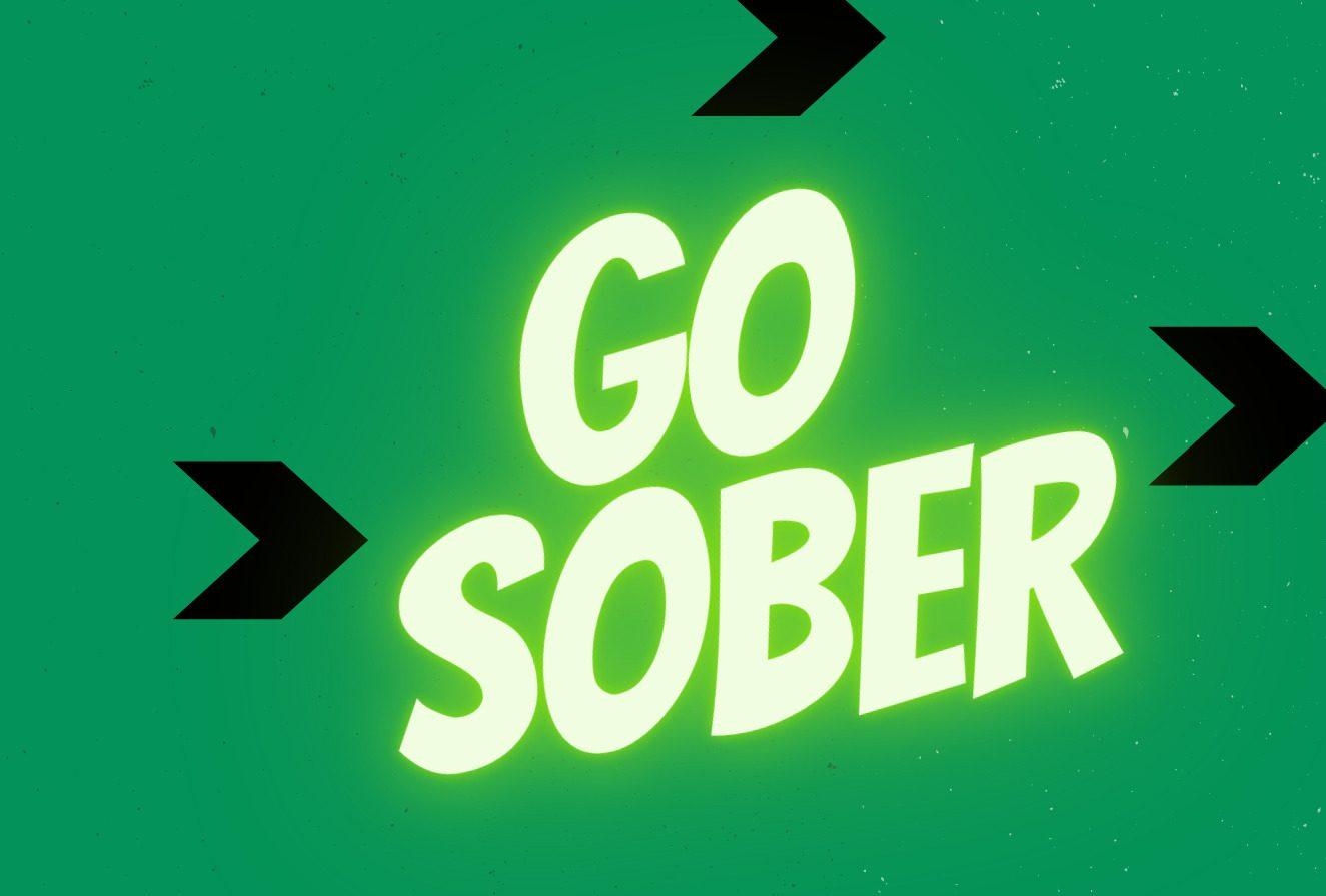 sober for october