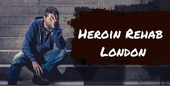 heroin rehab london