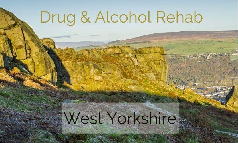 alcohol rehab West Yorkshire