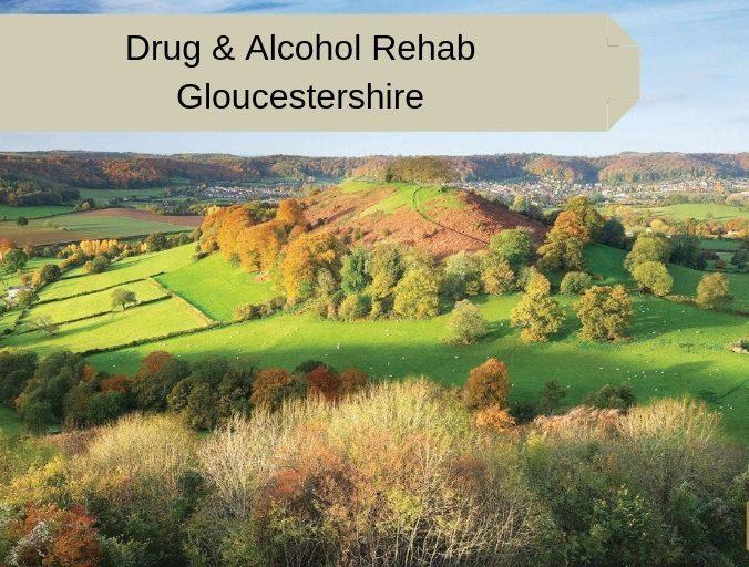 alcohol rehab gloucestershire