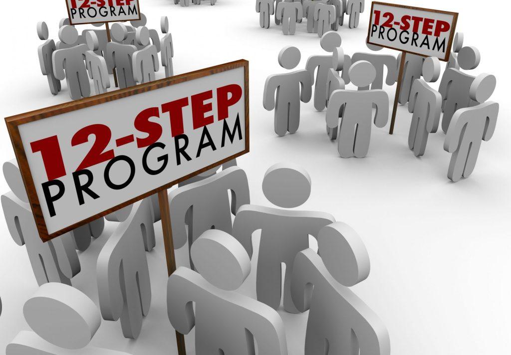 12 step program