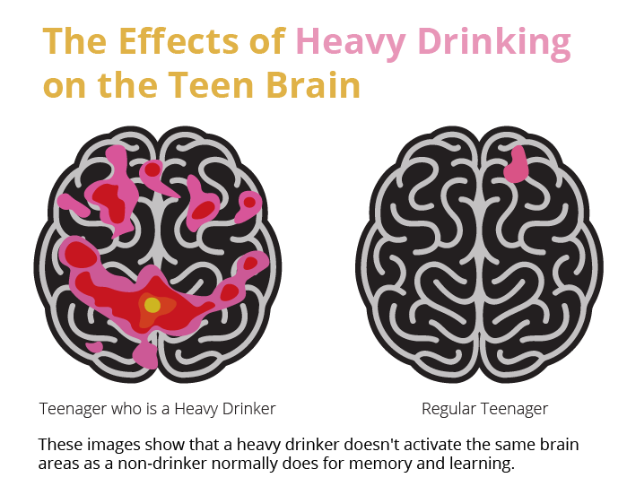 effects of heavy drinking
